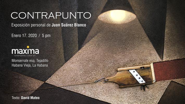 Contrapunto-exposición-Juan Suárez Blanco-Máxima Gallery-2020