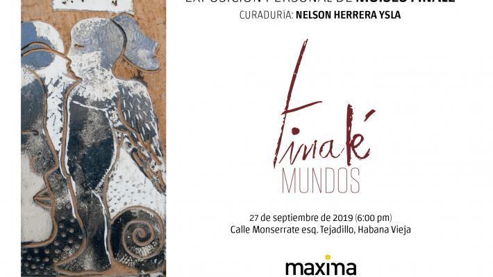 Exhibition Finale Worlds in Maxima Gallery-Studio