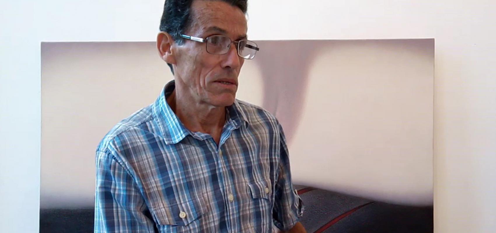 Juan Suárez Blanco en Máxima Estudio-Taller