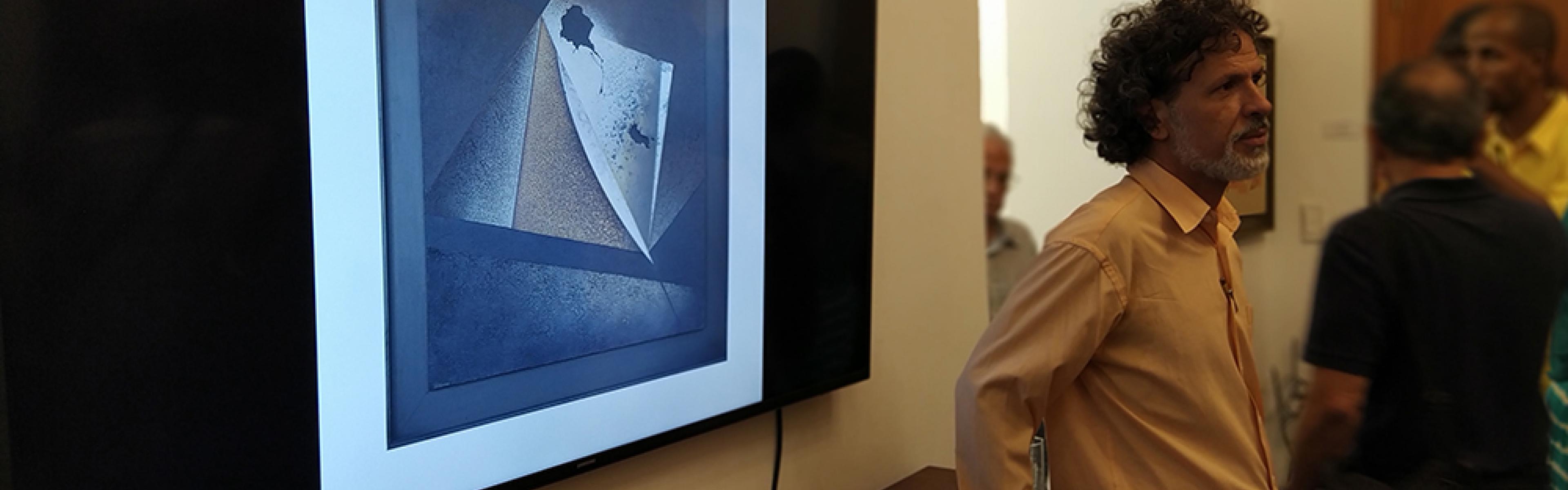Las obras de Juan Suárez Blanco presentes en diversos formatos en Máxima Estudio-Taller
